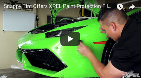 Snappy Tint Offers XPEL Paint Protection Films to New Orleans