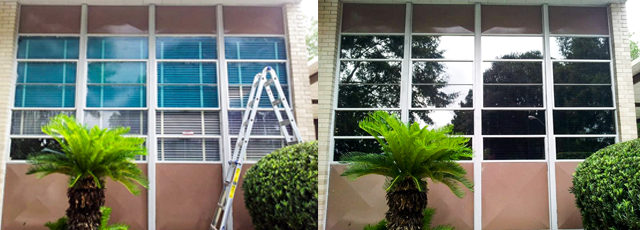 commercial window film new Orleans | commercial window tinting New Orleans Louisiana