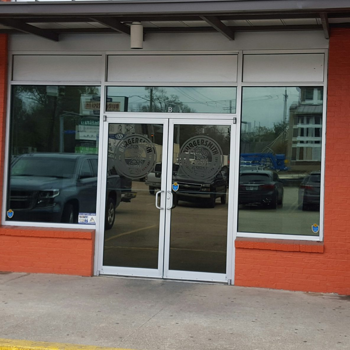 Commercial Window Films