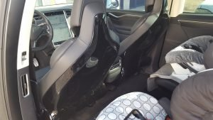 Tesla Seat Protection