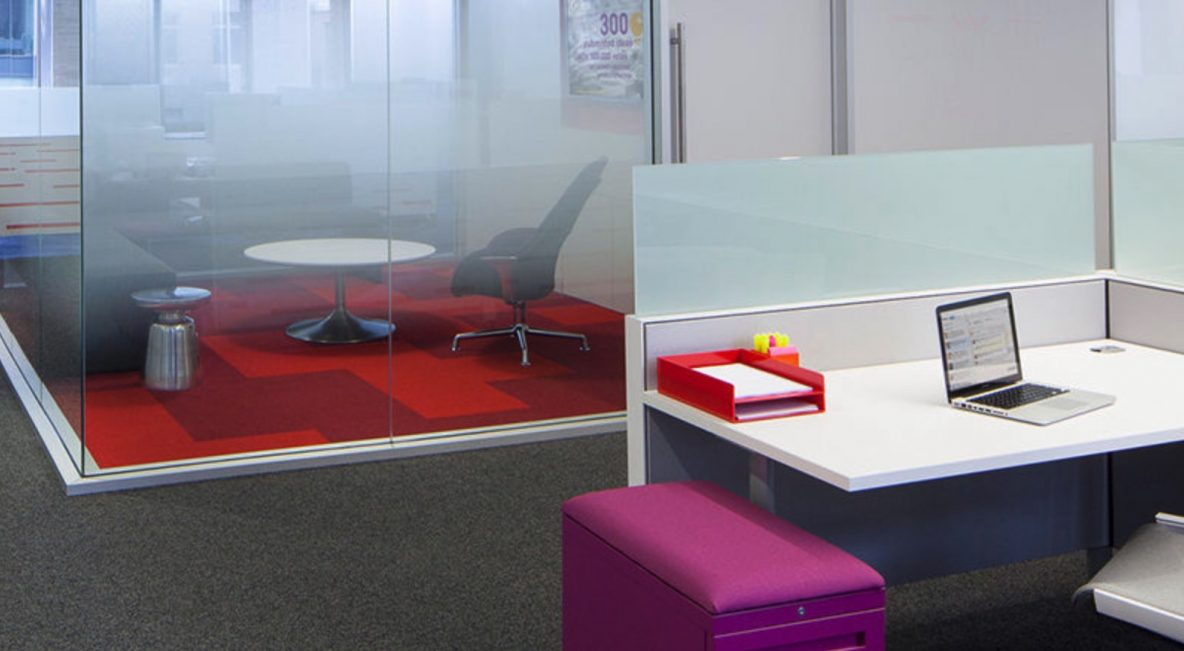 Elevating Your Office with 3M Fasara Glass Finishes