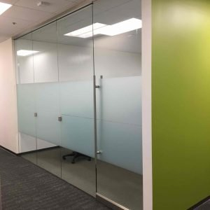 Five Reasons Decorative Window Film is Preferred for Privacy & Branding - Decorative Window Films in New Orleans, Louisiana 4