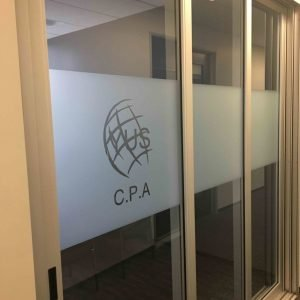 Five Reasons Decorative Window Film is Preferred for Privacy & Branding - Decorative Window Films in New Orleans, Louisiana 2