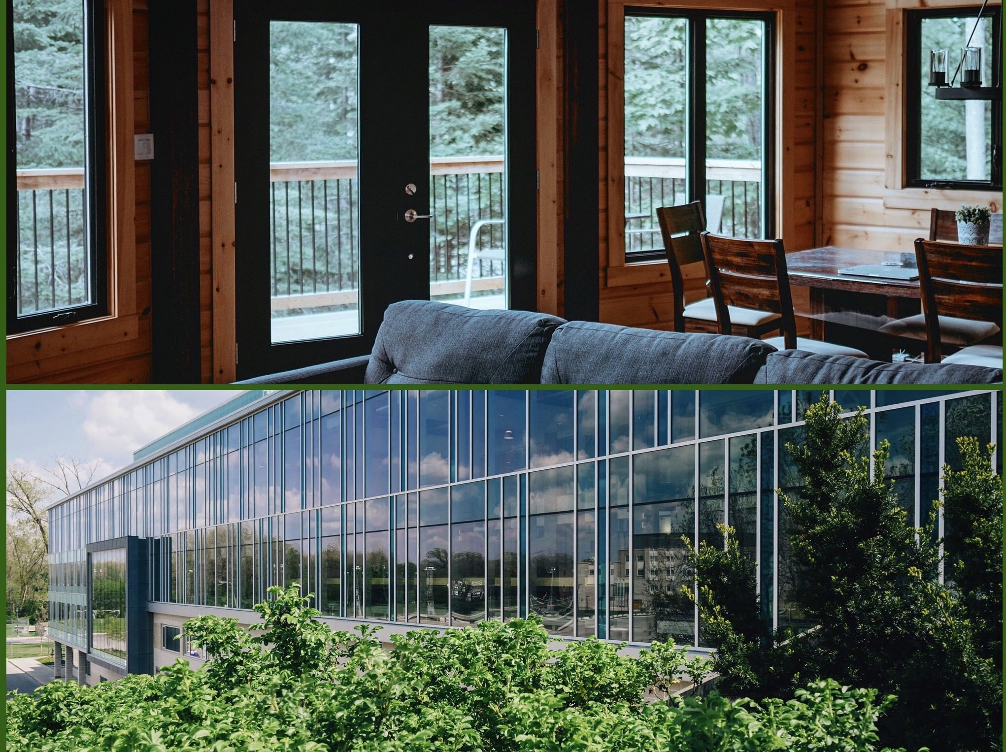 Seeing Green: Solar Control Window Films Save Money & Conserve Energy - Home and Commercial Window Film in New Orleans, Louisiana