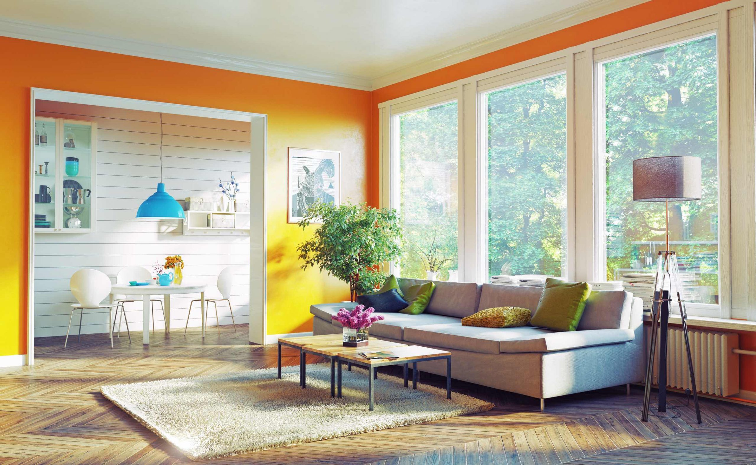 Top Benefits of Residential Window Tint in New Orleans, Louisiana