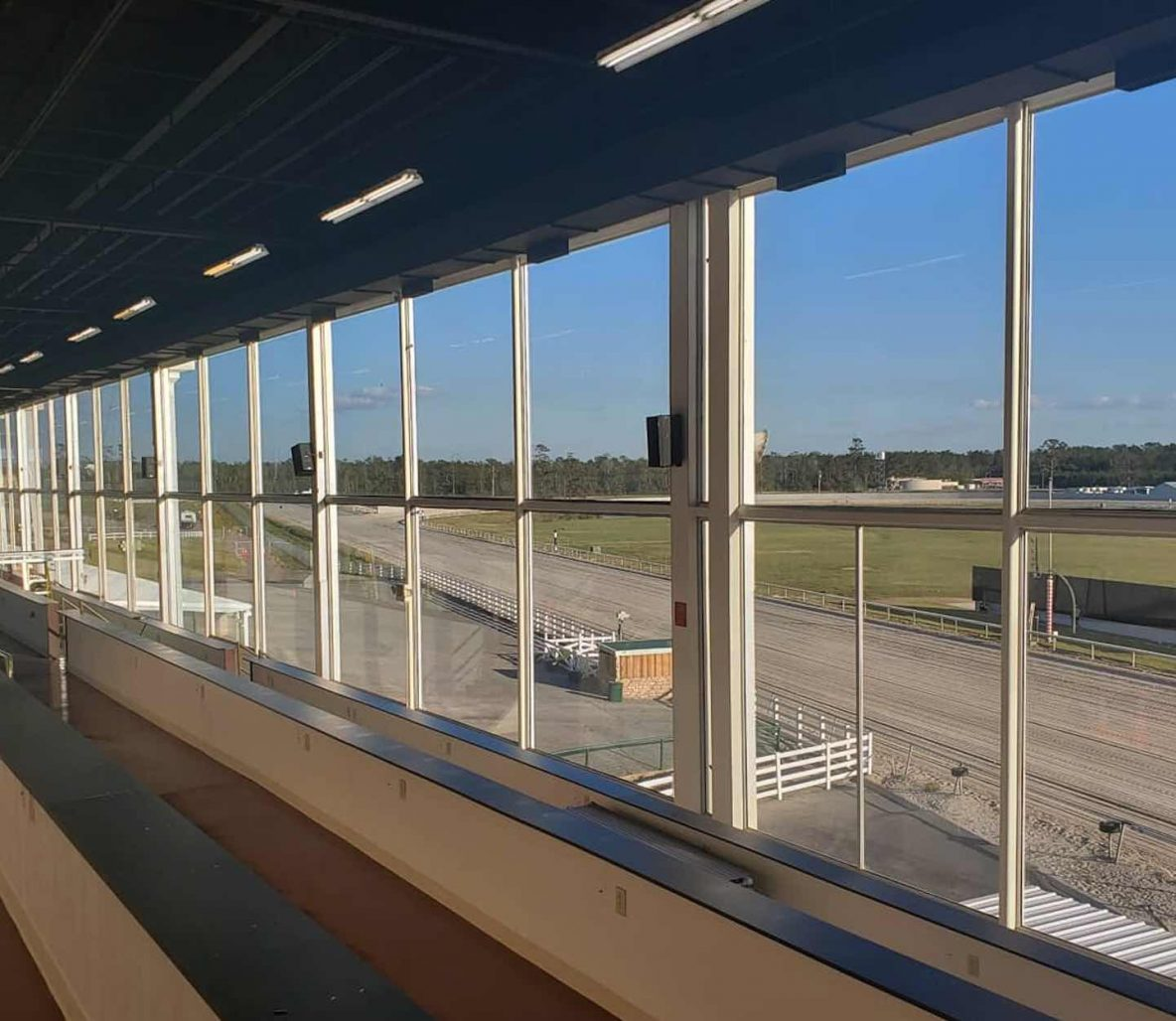We Help Delta Downs Improve Safety With Security Window Film - Safety and Security Window Films in Lake Charles and New Orleans, Louisiana