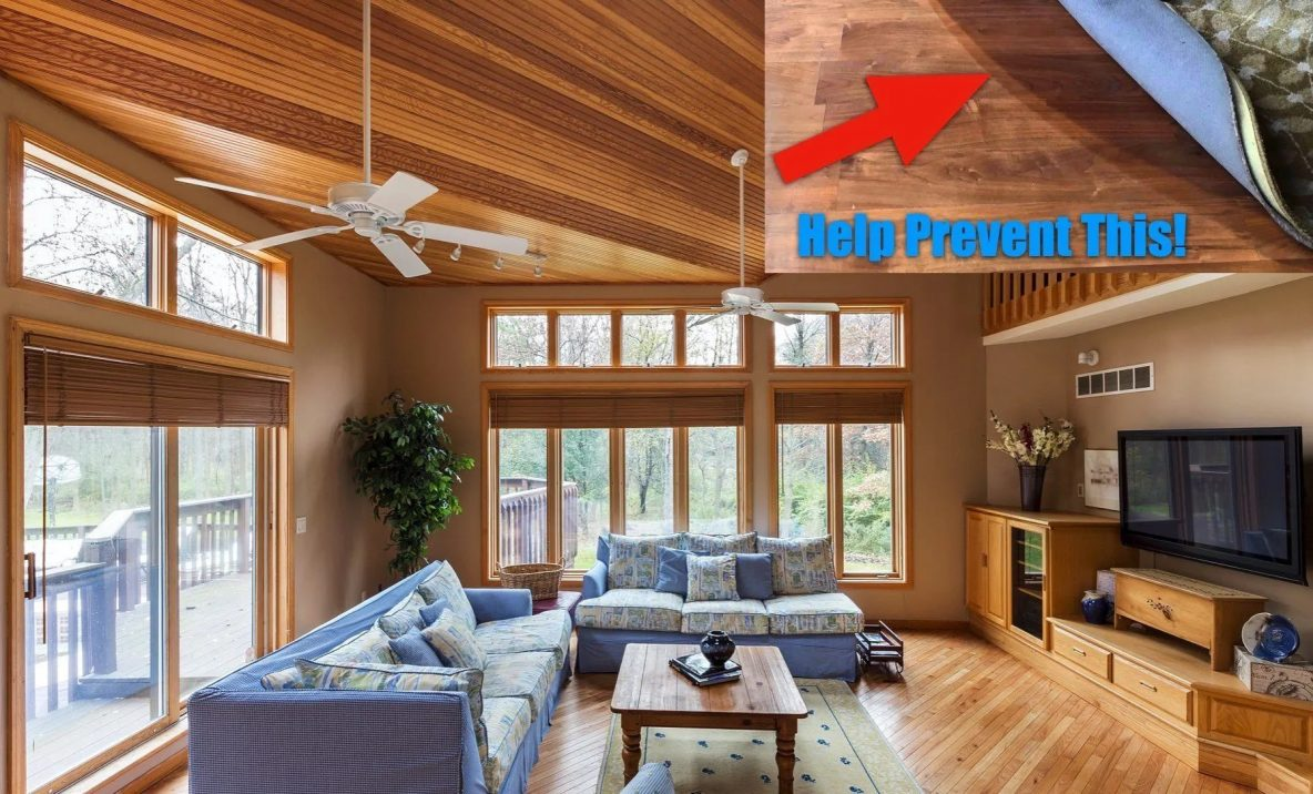 Sun Damaged Floors & Furnishings - How To Protect Against Fading - Home Window Tinting in New Orleans, Louisiana